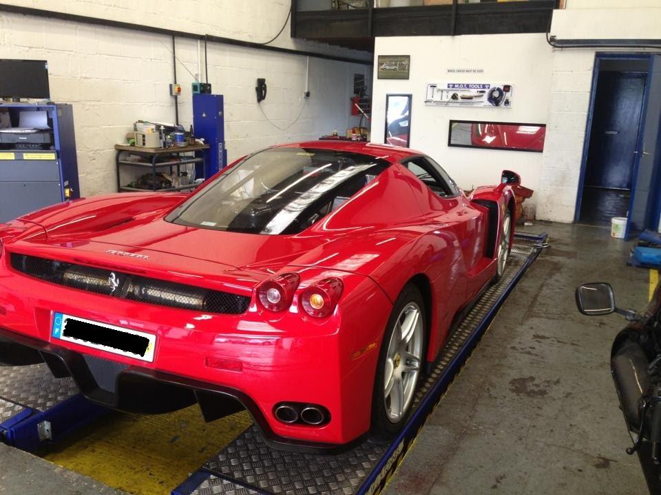 Ferrari Enzo 3